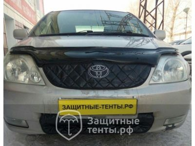 Маска утеплитель радиатора НОРМА для автомобиля Toyota Corolla / Тойота Королла 2002 (E120) купить в г. Москва